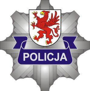 Logo Zachodniopomorskiej Komendy Wojewódzkiej Policji